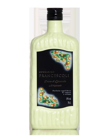 Crema de limoncello Gennarino Francescoli