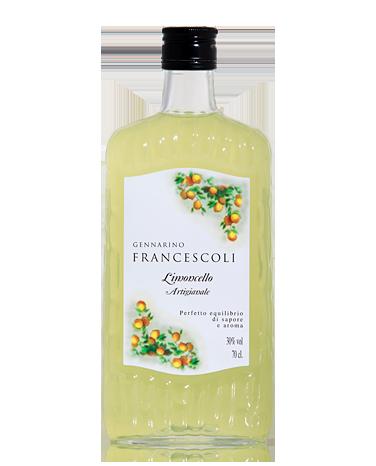 Limoncello Gennarino Francescoli