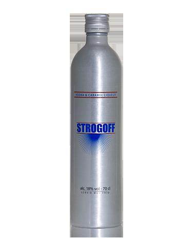 Vodka caramelo Strogoff