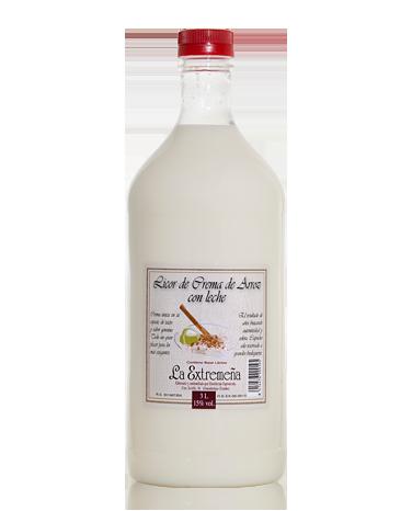 Licor de crema arroz con leche