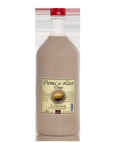 Licor de crema orujo