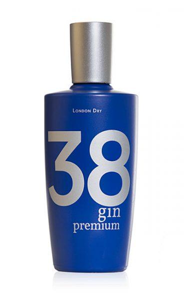 38 Gin Premium LONDON DRY