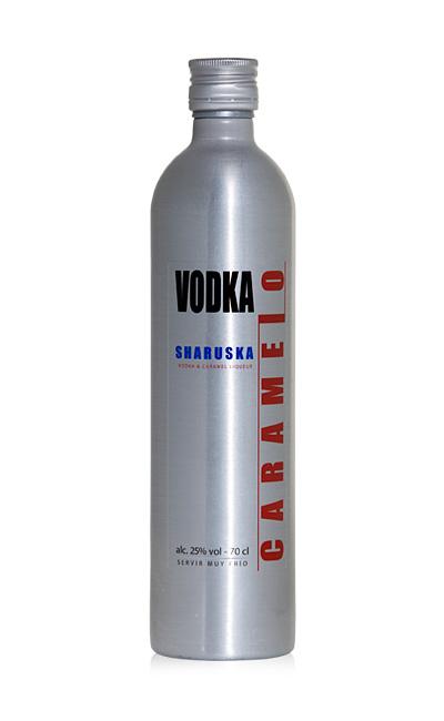 Vodka caramelo Sharuska