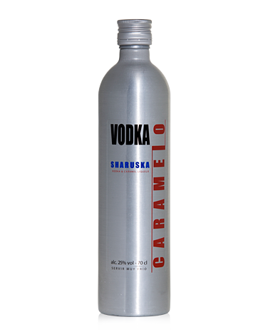 Vodka caramelo Sharuska