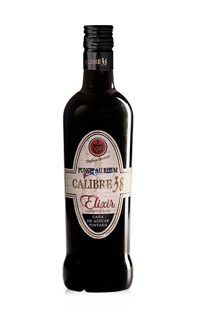 """Elixir Dominicano """"Calibre 38"""""""