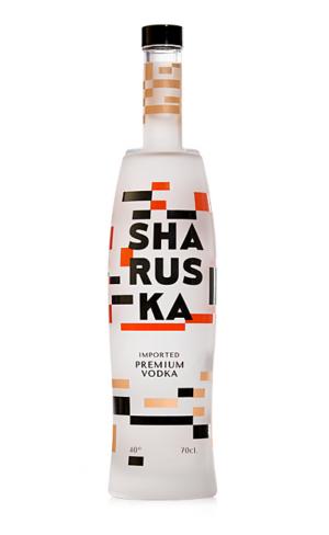 """""""Sharuska"""" Vodka Premium"""